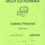 Izabela Fitzková - Stříbrné pásmo