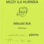 Mikuláš Bok - Stříbrné pásmo