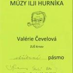 Valérie Čevelová - Štříbrné pásmo