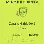 Zuzana Gajdošová - Zlaté pásmo