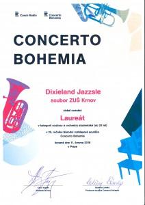 Laureát dixieland Jazzsle
