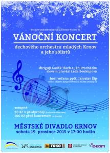 Vánoční koncert DOM Krnov