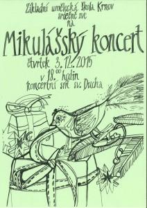 Mikulášský koncert