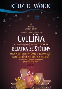 CM Cvilíňa - Kouzlo vánoc